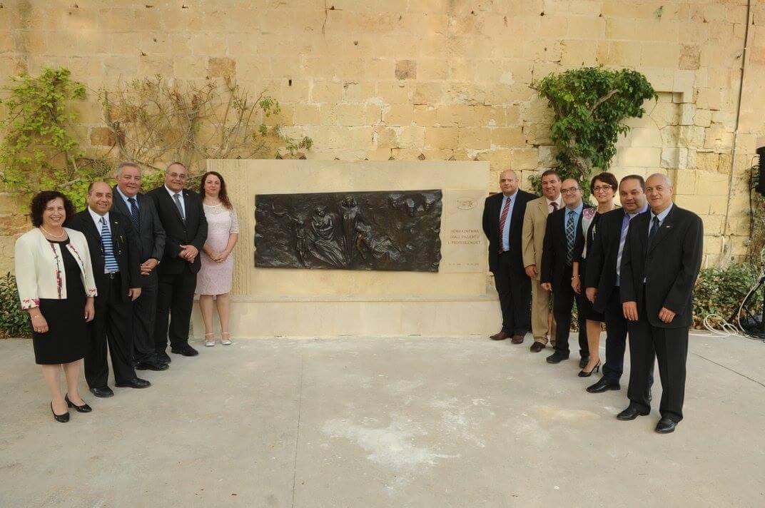 Malta Union of Midwives and Nurses celebrates 20th anniversary.jpg